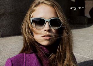 FLORENCE shades - Orgreen 13/14 campaign