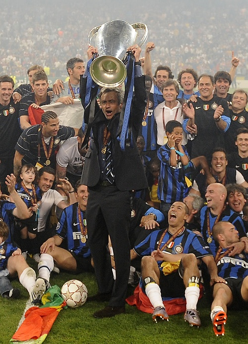 Champions league winner, 2009-10