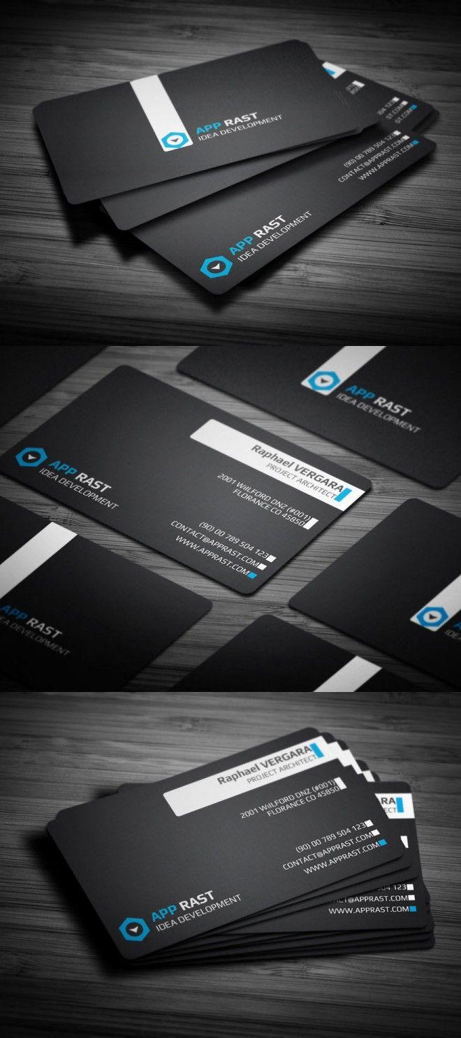 50 creative corporate business card design examples design inspiration