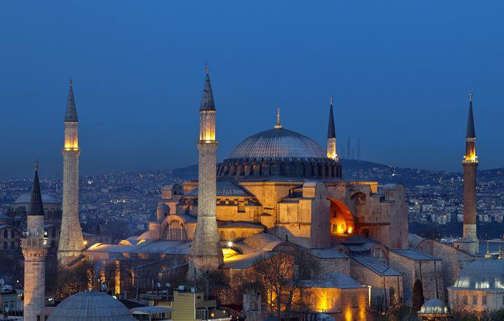 Sainte-Sophie, Istanbul, Turquie