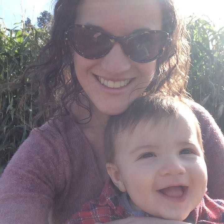 Lachlan and Mommy