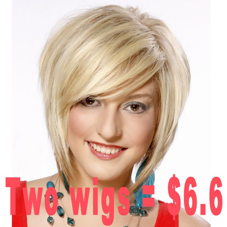 Short Blonde Wigs Women Cheap Synthetic Wigs For Black Women Natural Bob Hair Wigs Blonde Short Blonde Wigs Cosplay Fake Hair