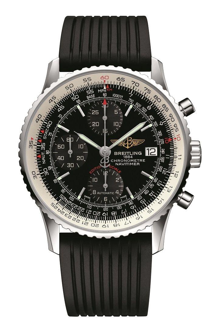 Breitling Navitimer Heritage Special Edition