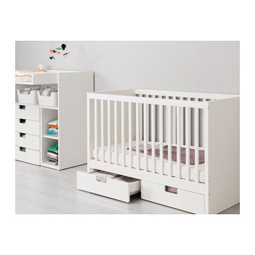 STUVA Babybett mit Schubfächern - IKEA