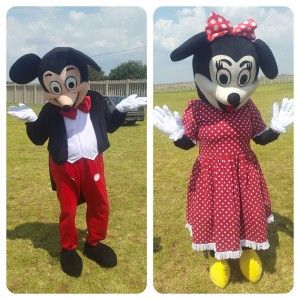 """Mascots @ Play  Mascots at Play provides inter-active entertainment, with clap and dance, acting out to all the favorite kiddies songs, which we all know the words to, our mascots express love, family values and good manners, sometimes hands over eyes to say """"can't watch face"""".  For more information visit http://parentinghub.co.za/directory/listing/mascotsplay-inc"""