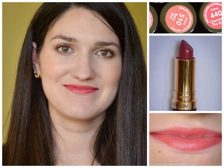 Revlon Super Glänzende Lippenstifte – Farbsammler – Beauty & Hairstyles