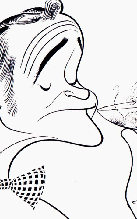 The Last Interview Al Hirschfeld Ever Gave Was To My 10-Year-Old Brother