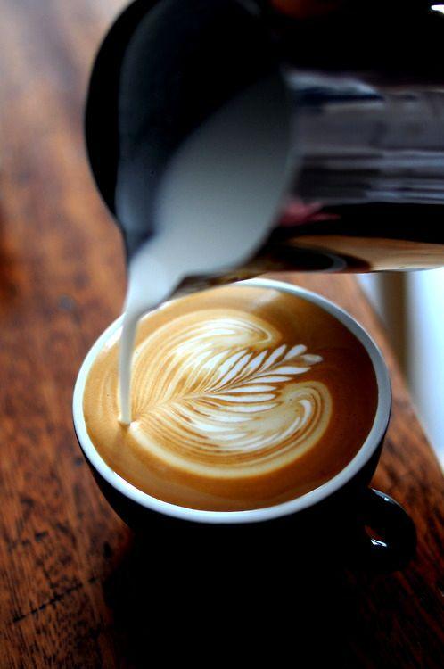 """Yo organizo mis mañanas con la música de café"" Terri Guillemets. …"