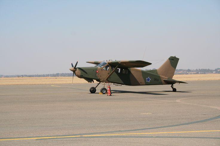 South African Air Force Atlas C4M Kudu