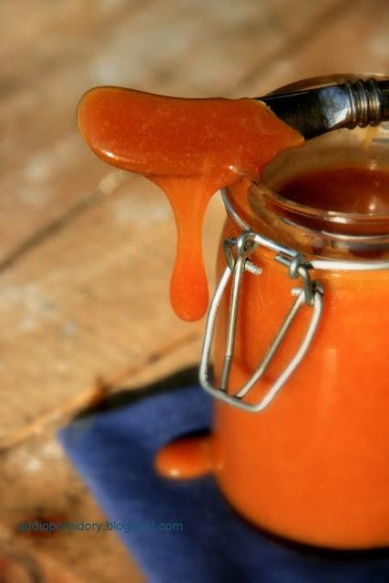 Salidou - sos karmelowy