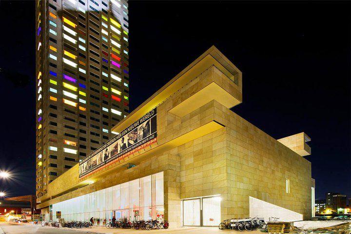 Lantaren Venster, Rotterdam; movie-theater and jazz performances
