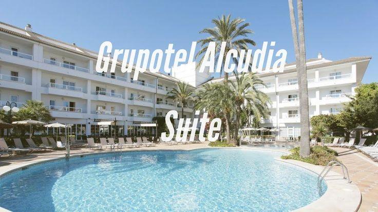 Hotel Grupotel Alcudia Suite en Playa de Muro, Mallorca, España. Visita ...