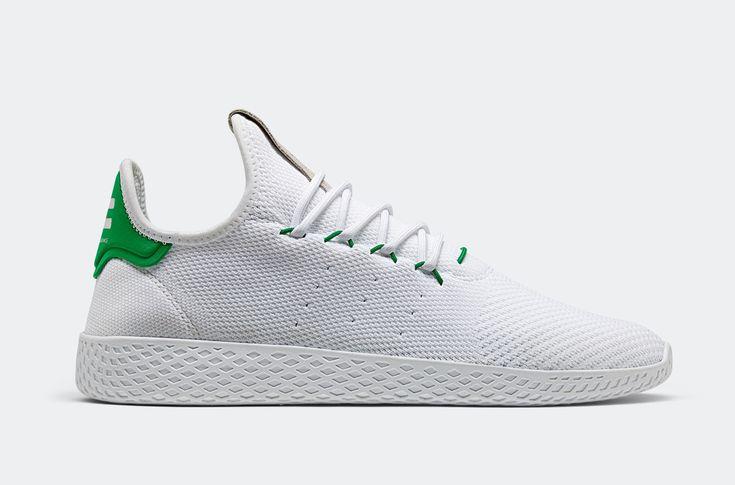 adidas Originals Officially Announces Pharrell Williams' Tennis Hu