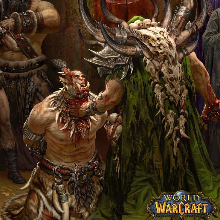 Pin by Josh Purple on Art in 2019 Warcraft film
