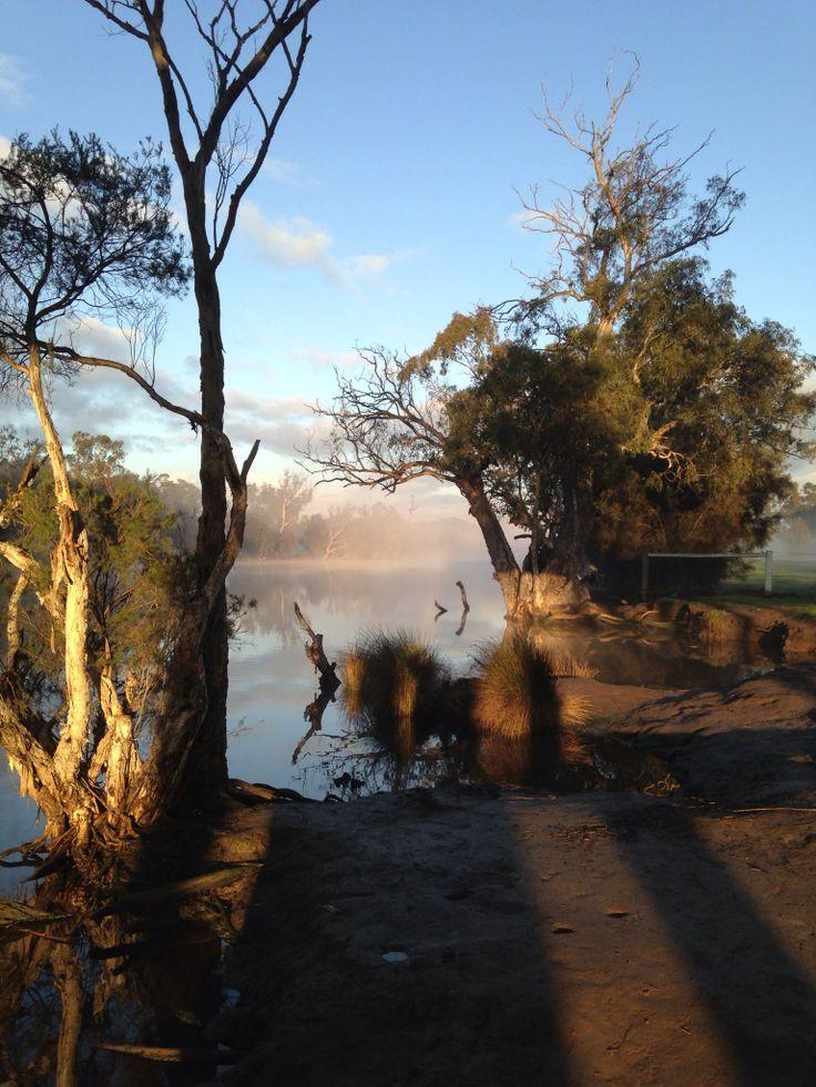 Swan River, Guildford, Western Australia