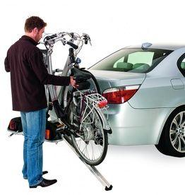Thule Europower 916 electric bike rack for car