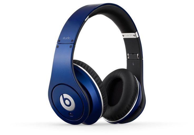 Beats Studio Headphones (Blue) #BeatsbyDrDre