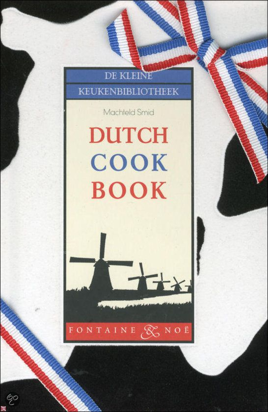 Engelstalig boekje met de 50 bekendste gerechten uit de Hollandse keuken. Recepten van hot lightning (hete bliksem) tot pancake puffs (poffertjes) en ginger nuts (pepernoten). Leuk als souvenir of om cadeau te doen aan (buitenlandse) familieleden of vrienden. Verschijnt in februari 2014.