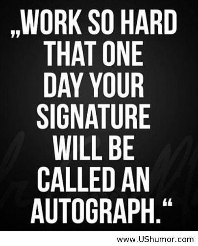 Definitely what I am doing. I can't wait until July definitely dream big