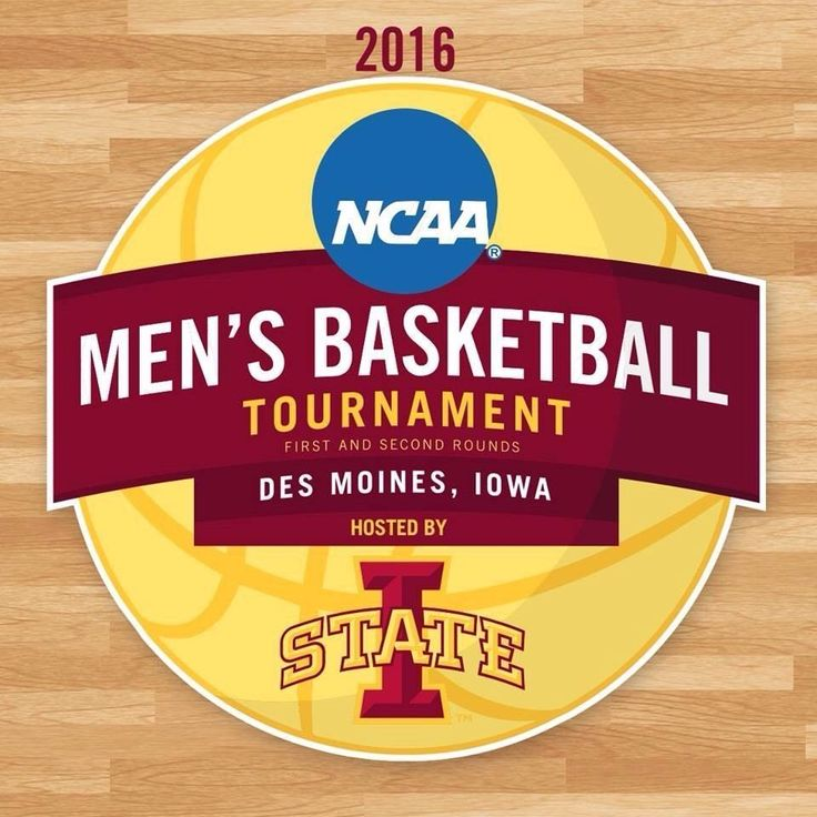4 NCAA Basketball Tournament Tickets 2016 (Des Moines) Wells Fargo Arena