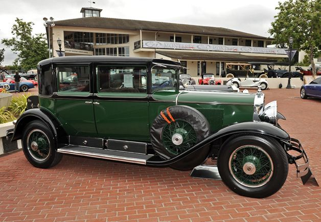 famous autos from tv & movies | Perp-mobiles: GQ's Favorite Gangster Rides Bonnie & Clyde