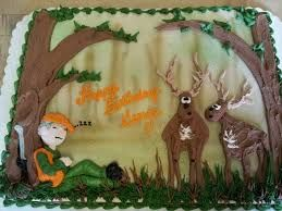 Image result for hunting fishing birthday cake