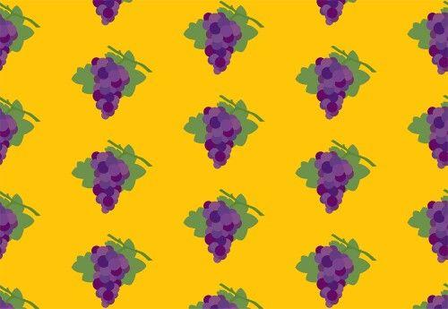 Grape pattern
