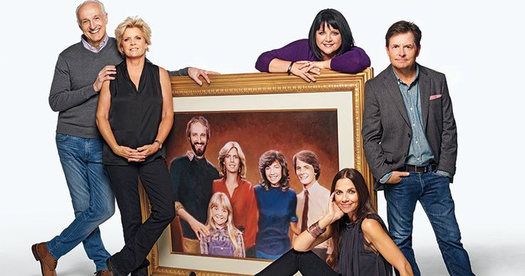 Watch the 'Family Ties' Cast Reunite 26 Years Later -- Michael J. Fox, Michael Gross, Meredith Baxter-Birney, Justine Bateman, and Tina Yothers reunite to discuss the legacy of 'Family Ties'. -- http://movieweb.com/family-ties-cast-reunion-video-ew/