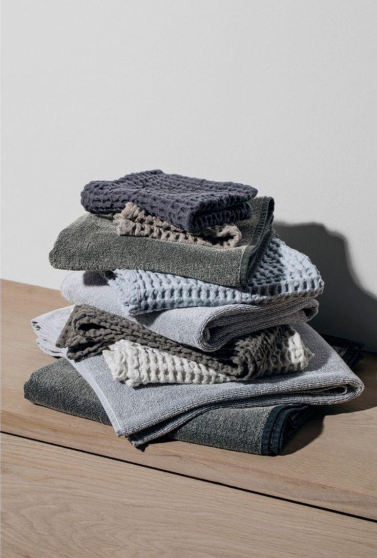 #blomus #towels #waffletowel