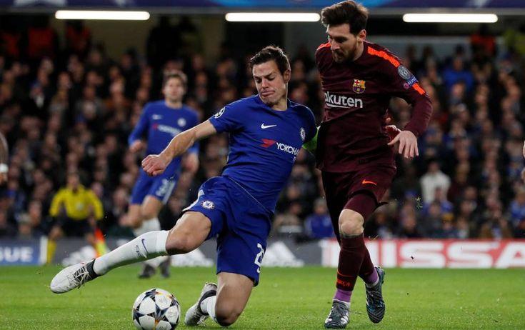 Chelsea - Barcelona en directo la Champions League en vivo