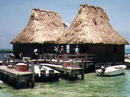 San Pedro, Ambergris Caye, Belize - couldn't be a more laid back place.