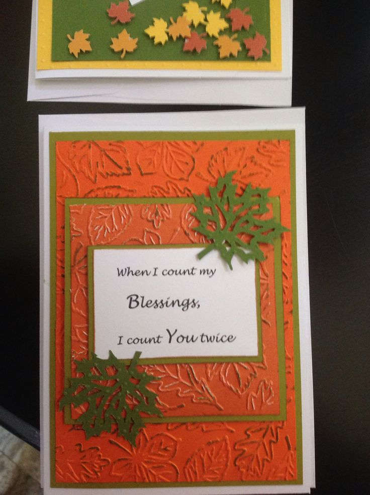 Autumn Quote Card