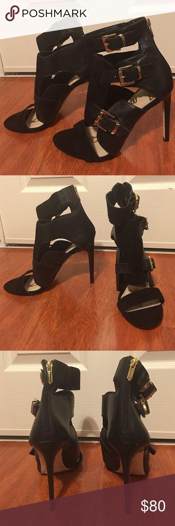 (1 Day Sale🎉) Sam Edelman Black Heels!Never worn Sam Edelman Black Heels!! Excellent condition!! Sam Edelman Shoes Heels