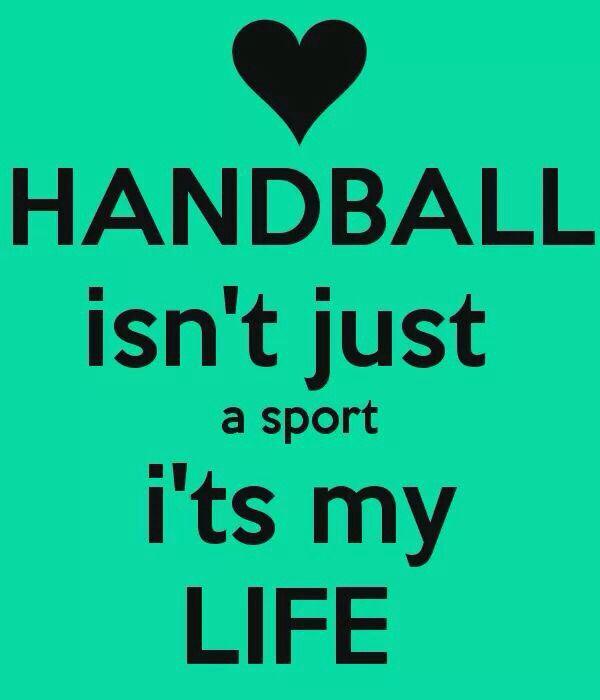 Just handball !!!