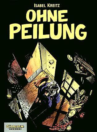 Atak: Alice: Küss den Mond bevor er schläft, 1995 (741.5 Ata) Kreitz, Isabel: Ohne Peilung, 1995 (741.5 Kre)
