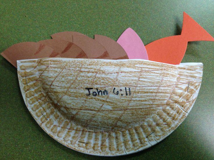 E280: Jesus feeds 5000 men   John 6:1-15