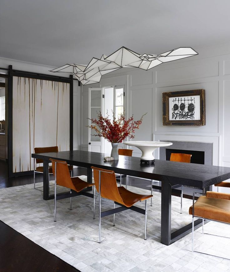 Photo richardpowersphoto Design darrylcarterdesign Wood Dining