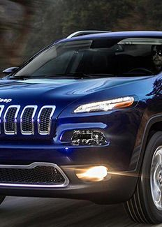 2014 Jeep Cherokee safety features