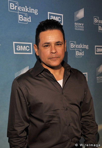Raymond Cruz! officer Sanchez from The Closer and now Major Crimes