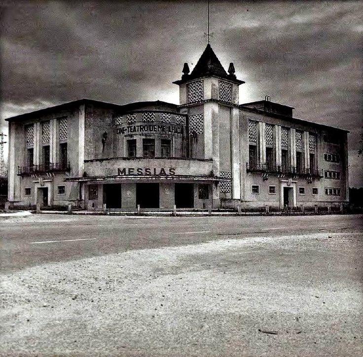 o antigo Teatro Messias