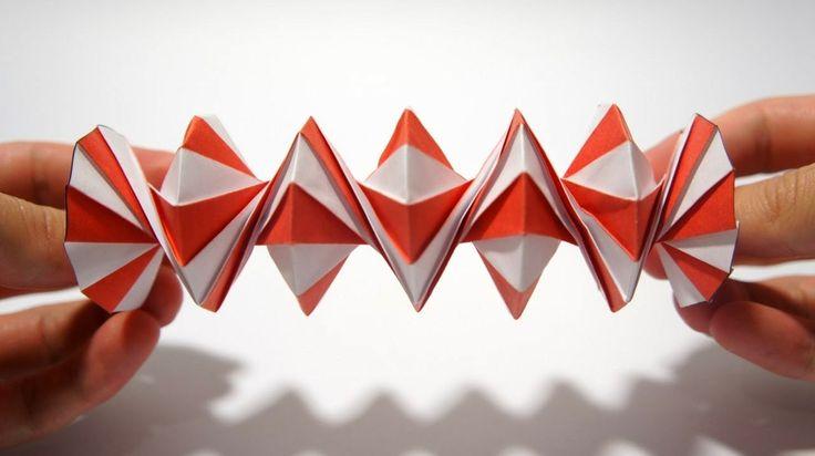 Origami Spring into Action (Jeff Beynon)