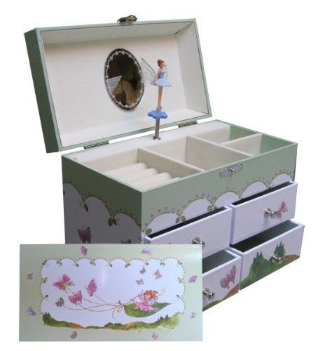 MK and Company Music Box, Butterfly Sleigh by MK & Company, http://www.amazon.com/dp/B003A86GSY/ref=cm_sw_r_pi_dp_-Ijxsb12ZKF7D