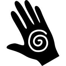 Resultado de imagem para mão simbolo