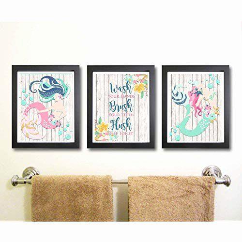 Bathroom Wall Art Amazon