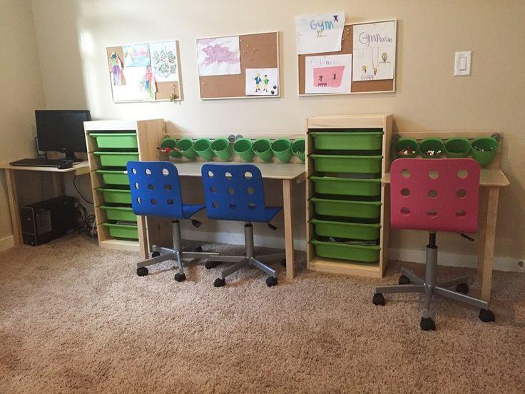 142 best images about ikea hacks for kids on pinterest ikea hacks kids art table and loft beds. Black Bedroom Furniture Sets. Home Design Ideas