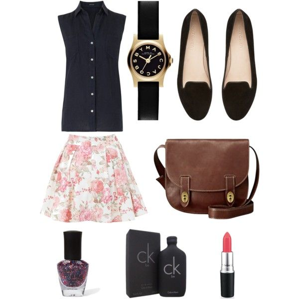 Simple glam by salsabilathamrin on Polyvore