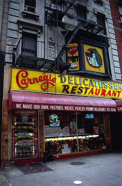 Carnegie Deli, New York