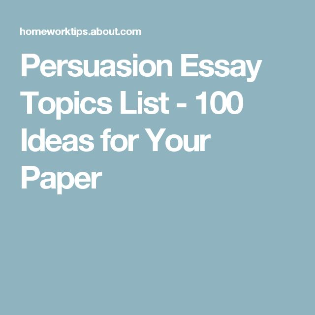 good persuasive writing topics 644 original persuasive topics for speeches and essays student teacher this list is for you great list of good, creative, interesting ideas.