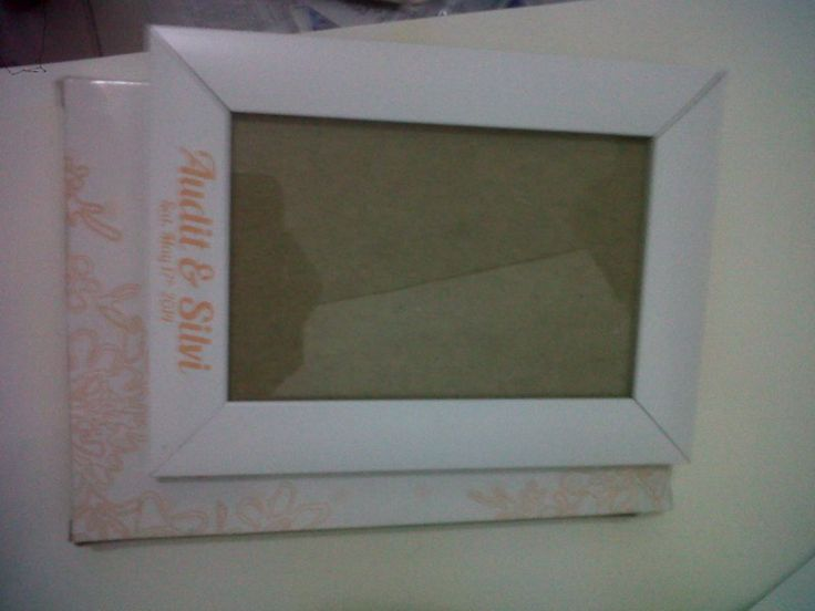 Wedding Souvenir photo frame