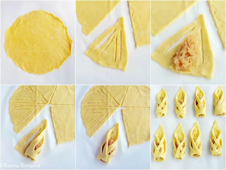 Тесто: 200 г сливочного масла, размягченного 120 г сахара 2 яйца 100 мл молока 2 ч.л. разрыхлителя щепотка соли 2 ч. л. ванильной...